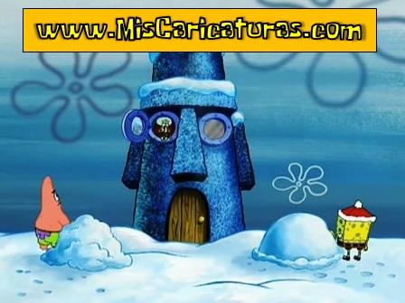 bob esponja efecto bola de nieve