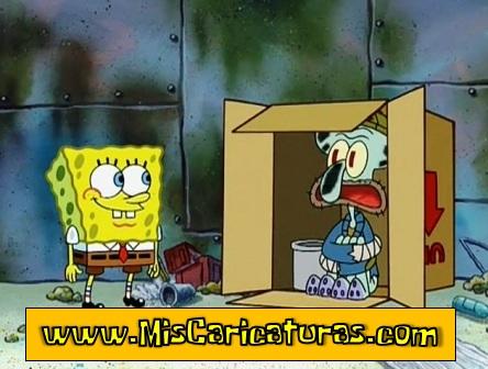 bob esponja puede darme una moneda