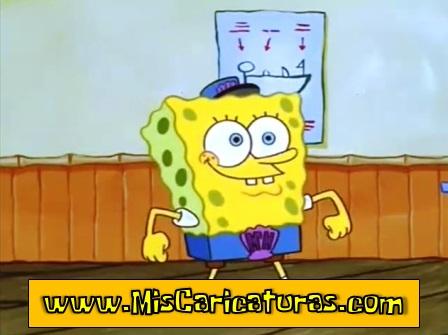 bob esponja vigilante del aula