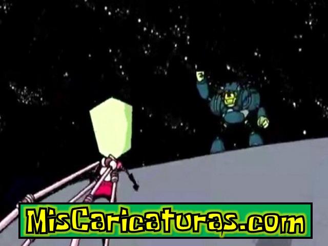 invasor zim ladrones de planetas