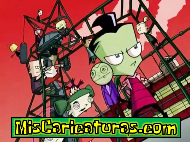 invasor zim barro