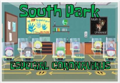 south park pandemia